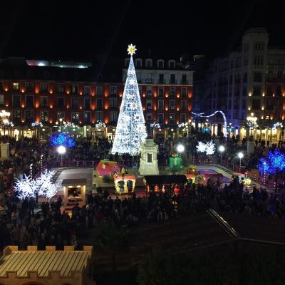 Plaza Mayor Foto Ayuntamiento Valladolid